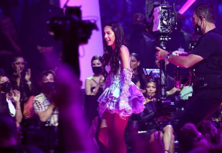 Olivia Rodrigo 2021 MTV VMAs 56
