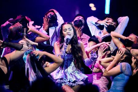 Olivia Rodrigo 2021 MTV VMAs 55